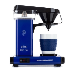 Moccamaster Cup-One Coffee Brewer - Royal Blue