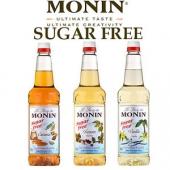 Siropuri Monin Sugar Free - NOU -