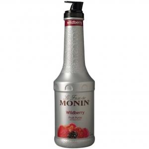 Piureuri Monin - Fructe de padure - Red berries - 1L