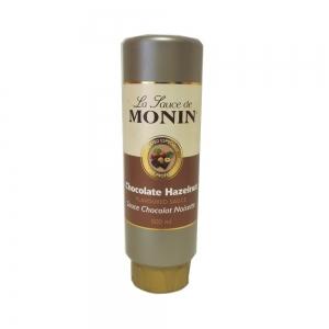 Monin Gourmet Sauces - Chocolate Hazelnut  - 0.5L