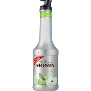 Piureuri Monin - Green apple - 1L