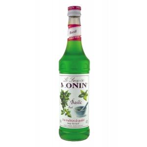 Sirop Monin - Busuioc - Basilic - Special Taste - 0.7L