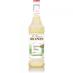 Sirop cocktail - Monin - Iarba de Lamaie - Lemongrass - 0.7L
