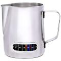 Milk Jug / Latiera cu termometru - 600ml