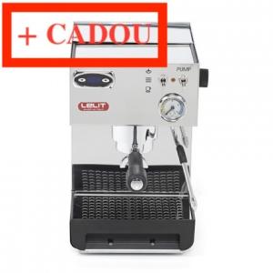 Pachet Espressor Lelit - Anna PL41TEM + CADOURI in valoare de 176,9 RON