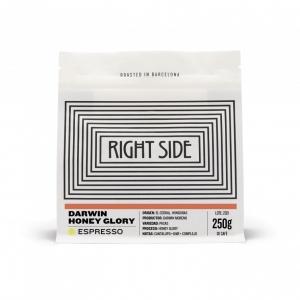 Right Side - Honduras - Darwin Honey Glory - Anaerob - Espresso 250g