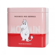 Teministeriet - Moomin Rooibos Red Berries - Ceai Vrac (Loose Tea) 100g