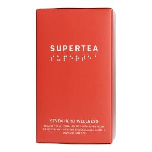 Teministeriet - Supertea Seven Herb Wellness - 20 Plicuri de ceai