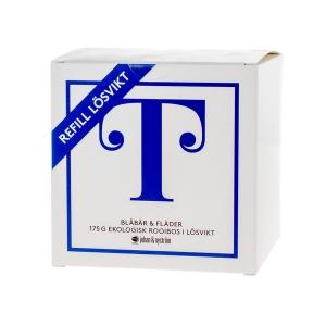 Johan & Nyström - T-TE Blueberry and Elderberry - Loose Tea - Box