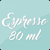 Espresso 80 ml