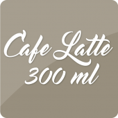 Cafe Latte 300 ml