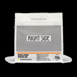 Right Side - Brazilia - Adilson Araujo - Espresso 250g