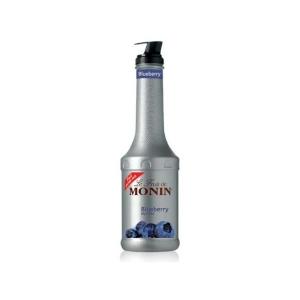Piureuri Monin - Blueberry - Afine - 1L