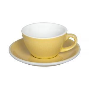 Loveramics Egg - Ceasca Flat White 150 ml - Butter Cup