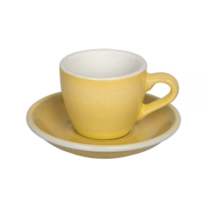 Loveramics Egg - Ceasca Espresso 80 ml - Butter Cup