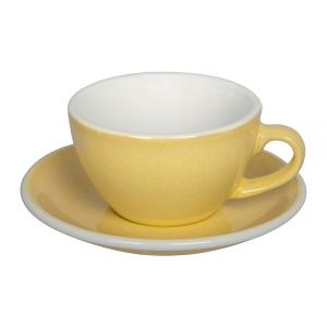 Loveramics Egg - Ceasca Cappuccino 200 ml - Butter Cup