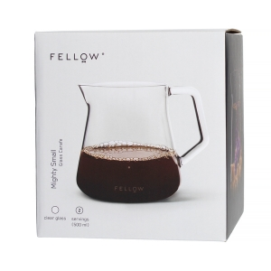Fellow Mighty Small Glass Carafe 500ml