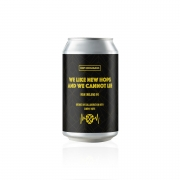 Hop Hooligans - We Like New Hops And We Cannot Lie - 0.33l - Can