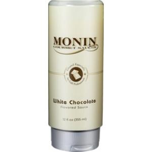 Monin Gourmet Sauces - Ciocolata alba - White Chocolate - 0.5L
