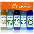 Pachet Monin 0.25L - 5 Sticle