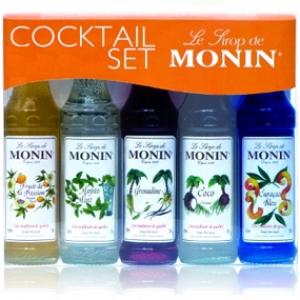 Pachet Monin 0.25L - 5 Sticle