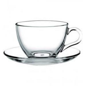 Cesti + Farfurii cafea - Basic - 238ml