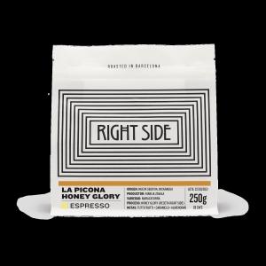 Right Side - Nicaragua - La Picona Honey Glory - Espresso 250g