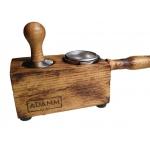 Statie de tampare - Custom Made - Stejar antichizat