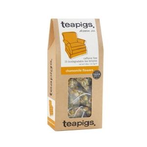 teapigs Chamomile Flowers - 15 Plicuri de ceai