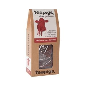teapigs Rooibos Creme Caramel - 15 Plicuri de ceai