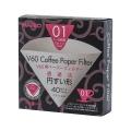 Filtru Hario V60 - Marime 01 - 40 buc